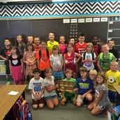 Mrs. Stegemoller's 3rd Grade Classroom