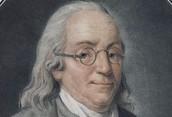 Ben Franklin envented the bifocals