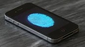 Touchscreen, Fingerprint, unlock