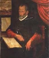 Portrait of him