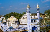The Great Mosque of Aurangzeb