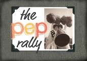 Pep Rally Thursday!