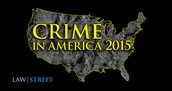 Crime rates rising in America