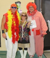 WHO??   Coach Allbright,  Coach W,  and Dr. G