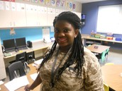 New Staff - Ms. Tia Lee