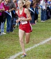 Natalie Douglas, So., Girls Varsity Cross Country