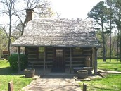 Sequoyah's Last lived house
