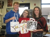 "Keller High School ""Love Luggage"" Project"