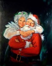 Mr. and Mrs. Claus have decided to host an event!