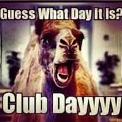 Club Meeting