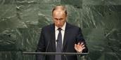 Mr. Putin Presents To UN