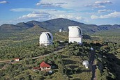 Telescopes and Careers at McDonald Observatory