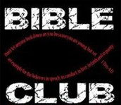PROJECT 7 BIBLE CLUB