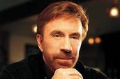 Black suits (Chuck Norris)
