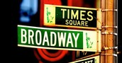 Broad Way Times Square