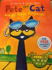 Almost missed these exciting adventures of Pete the Cat!