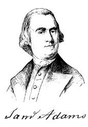 Adams as a Patriot