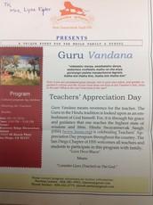 All Teachers Were Invited