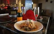 Zen Restaurant in Orange Beach