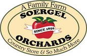 Join us for an ALL ABOUT APPLES fieldtrip to Soergel Orchards!
