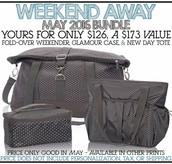 Weekend Getaway  Bundle!