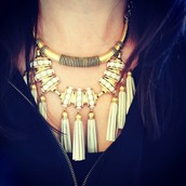 Statement Tassels
