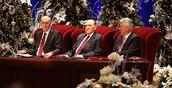 First Presidency's Christmas Devotional Begins Season for LDS Faithful