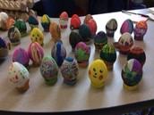 Pysanka Eggs!