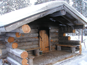 Sauna Outside