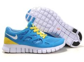 2012- Nike Free Run