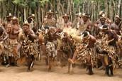 Αφρικανικός Χορός