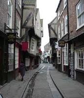 The Shamble in York