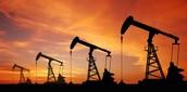 Oil mine