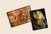 The famous pharaohs that ruled Egypt