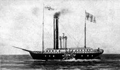 History of steamboats