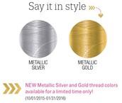 Shiny NEW Threads!