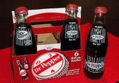 That's right! Dublin Dr. Pepper is back and isn't going to be here for long!