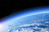 Why was the Earth unable to hold onto the first atmosphere