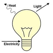 Heat and Light Energy