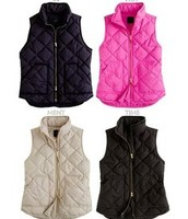 Different colored vests for any type of person.