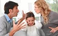 Peleas frente a tus hijos