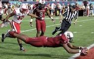 el touchdown