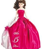 Quinceañera doll