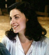 Rebecca ( curleys wife )