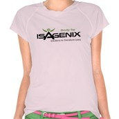 PURCHASE OR HAVE TSHIRTS MADE PROMOTING ISAGENIX