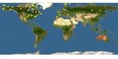 Natural Range Map