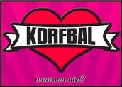 Keep Calm And Love Korfbal