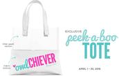 April Owlchiever Reward