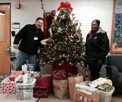 Transportation Services Holiday Giving