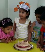 Creative Birthday Cake